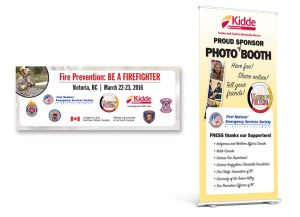 Kidde Fire Prevention Banners