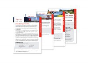 I.E. Canada Info sheets