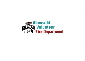 Ahousaht Volunteer Fire Department logo