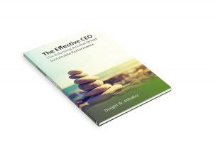 Book Design - The Effective CEO