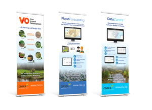 Civica trade show banners