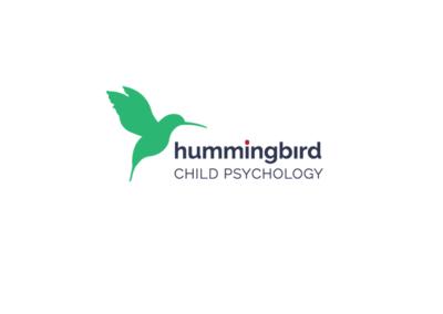 Hummingbird Child Psychology Logo